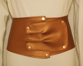 Copper Belt with Cooper Studs