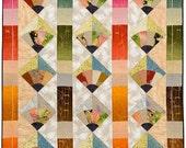Sensu (Fans) Quilt Pattern