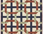 Interlocking Rings Quilt Pattern