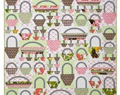 Going to Market Quilt Pattern