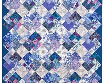 Simple Tricks Quilt Pattern