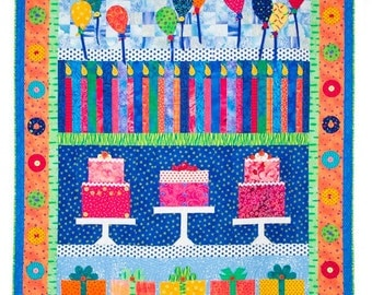 A Day to Celebrate Quilt Pattern
