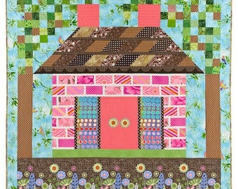 Our House Quilt Pattern