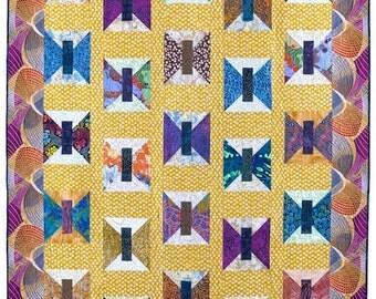 Butterfly Effect Quilt Pattern