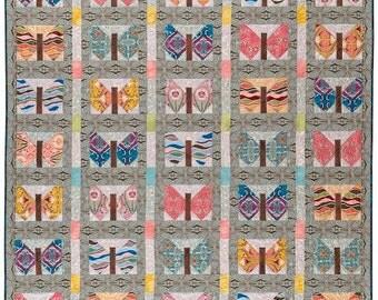 Flutterbyes Quilt Pattern