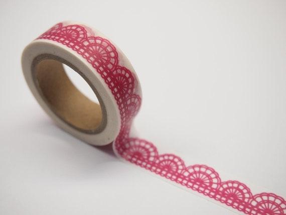 Washi Tape (15mm - 10M)