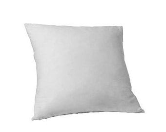 Pillow Form, Faux Down 16 inch x 16 inch Pillow Insert
