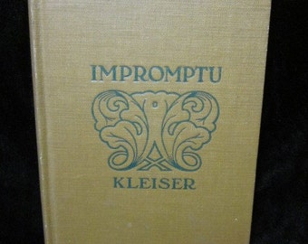 Impromptu by Kleiser