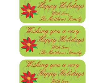 81 Custom Tags for Holiday Gifts