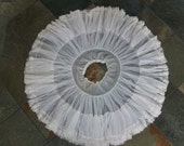 RESERVED for Mimo...Semi-Sheer Nylon // Lace // Petticoat // Slip // Rockabilly // Square Dance // Party // Prom...med/lg