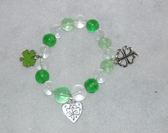 Irish Charm Bracelet