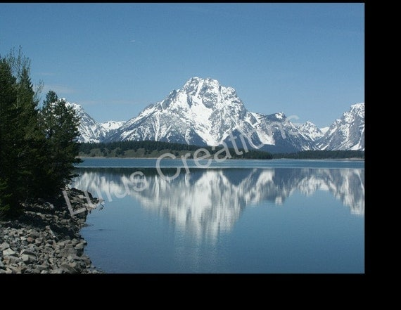 Yellowstone National Park, Grand Teton Mountains,Landscape Photography