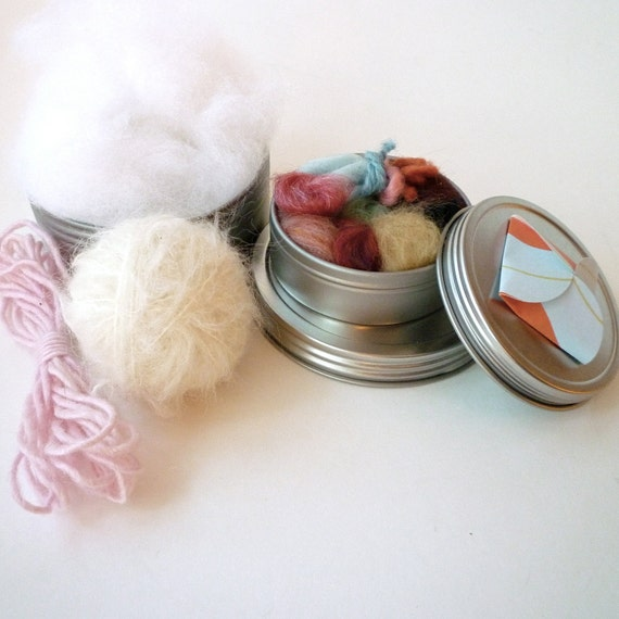 Knitted Lab Rat Diy Kit on Earthworm Dissection Hand Out