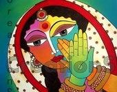 Holi - Festival of colors - PRINT