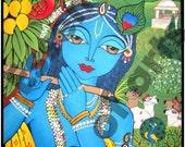 Morli Manhar (Bal Krishna) - PRINT