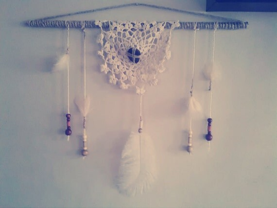 "Dreamcatcher Wall Hanging ""Olivia"""