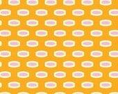 Heather Bailey - Bijoux - Mod Beads - Tangerine - 1 YARD DESTASH