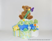 Diaper Cake How To, Basic...