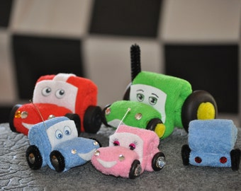 Baby Washcloth Cars, WashAgami ™, How to Video and PDF for Diaper Cakes