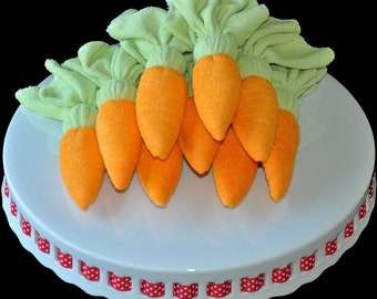 Baby Washcloth Carrot, WashAgami ™, How to Video for a Towel or Diaper Cake