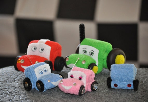 Washcloth Cars Washagami How To Video By