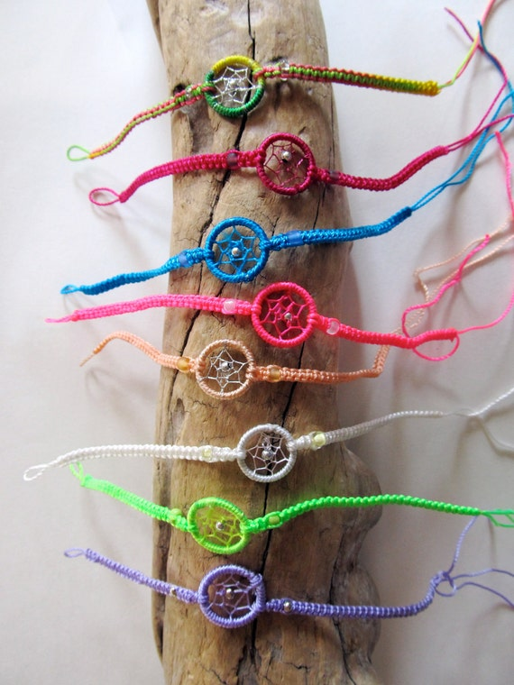 SALE Dream Catcher Friendship Bracelet