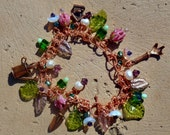 Bracelet: A Gardener's Summer