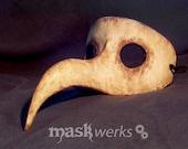 Plague Doctor mask - half faced