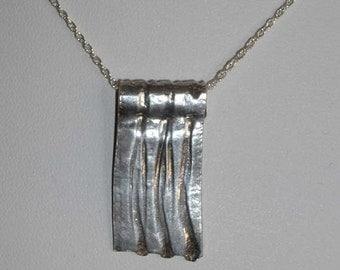 Art Clay Fine Silver necklace
