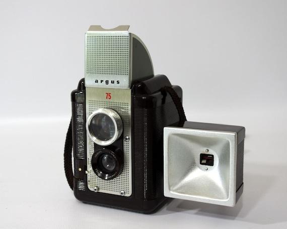 Vintage Camera, Argus 75, TTV camera