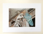 Castel Sant'Angelo - (signed & mounted)