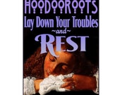 Lay Down Your Troubles & Rest Oil - Peace Oil, Tranquility Oil, Hoodoo Oil, Conjure Oil, Ritual Oil, Spiritual Oil, Natural Perfume