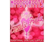 Erzulie Freda Oil - Voodoo Oil - Hoodoo Oil - Conjure Oil - Love Oil - Love Spell - Love Potion - Anointing Oil - Magical Oil - Ritual Oil