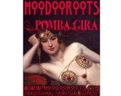 Pomba Gira Oil -  Magic - Divine Harlot - Folk Magic - Natural Perfume - Enchanted - Fragrant Botanicals - Hoodoo Roots - Orisha