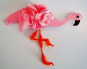 F is for FLAMINGO Craft Kit