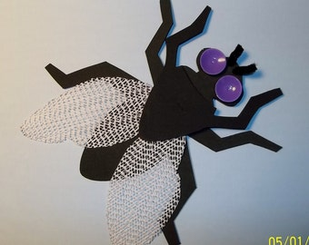 H is for HOUSEFLY Craft Kit