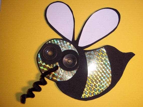 B is for BUMBLEBEE Craft Kit