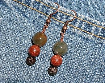 Cassandras Craft Earrings ET-RHBGS