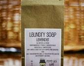 Lavender Laundry Soap, 64-128 Loads
