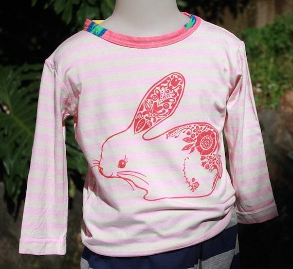 Bunny Long Sleeve Tee 1