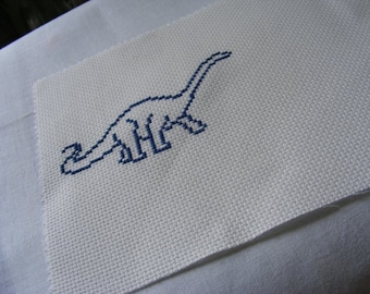 Dinosaur Cross Stitch Patterns