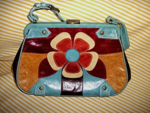 Vintage Isabella Fiore Handbag, RESERVED FOR KTMATM