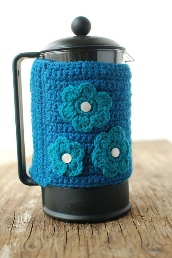 French Press Cozy by The Cozy Project