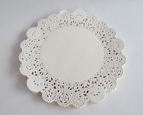 doilies paper Take away / cafe / event paper doily rectangular 300x400mm 12x1575 (pack 250) - simple disposable food service, great for professional use or parties.