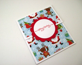 Christmas Gift Card Holder - Free Shipping in US