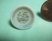 Dollhouse Plate Souvenir Pennsylvania Plate OR Your Favorite Souvenir Plate