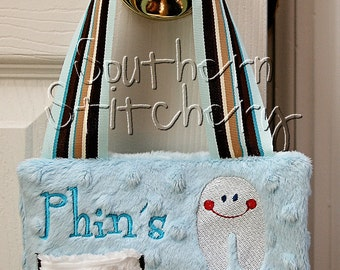 Boy Tooth Fairy Pillow Personalized Great Gift Easter Gift