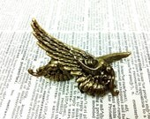 Ear Cuff Valkyrie Gold Wing