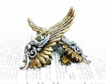 Wing Ear Cuff (Valkyrie)