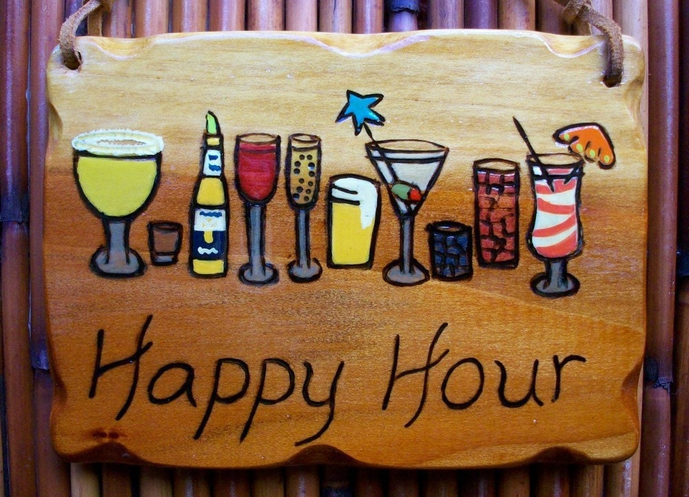 happy hour at work Just don't let that seemingly innocent happy hour land you 3 ways to have a good, clean company happy hour you wouldn't be alone in endorsing alcohol at work.